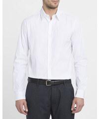 THEORY Weißes Slimfit-Hemd aus Stretch-Popeline Sylvain