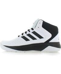 adidas PERFORMANCE Pánské černo-bílé kotníkové tenisky ADIDAS Cloudfoam Ilation MID