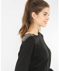 Pimkie Pullover mit Schmuck an den Schultern