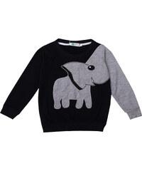Lesara Kinder-Langarmshirt Elefant - 86