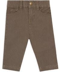 Pantalon Cinq Poches - Kaki