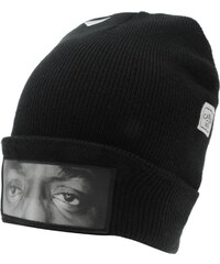 Cayler and Sons Eyes On Me Cuff Beanie Hat, black