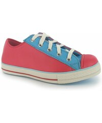 Ccilu Supersonic Ladies Trainers, red
