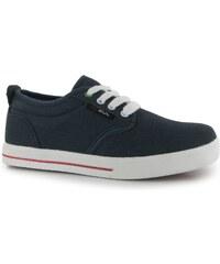 Gul Portland Mens Canvas Shoes, blue