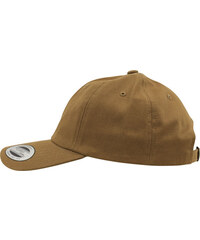 Flexfit Low Profile Cotton Twill 6245 Cap tan