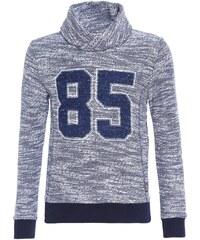 Blue Effect Sweatshirt marine/ecru