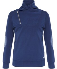 Blue Effect Sweatshirt dunkelmarine reactive