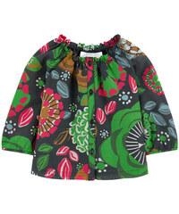 Burberry Jacke mit Print aus Seide und Baumwolle
