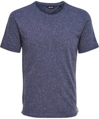 Only & Sons Strukturiertes T Shirt