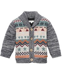 Noppies Baby-Jungen Strickjacke B Cardigan Knit Arcadia