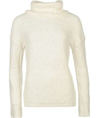 Mystify Luxe Knitted Polo Neck Jumper dámské Cream