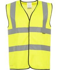 Dunlop Hi Vis Vest Junior, yellow