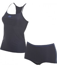Slazenger Tankini Set Ladies, navy/oceanblue