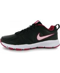 Nike T Lite XI Ladies Trainers, black/pink