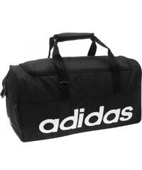 Adidas Linear Team Bag Holdall, black/pearlgrey