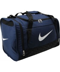 Nike Brasilia Small Grip Bag, navy