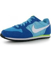 Nike Genicco Nylon Ladies Trainers, blue/white
