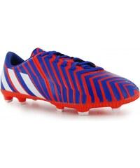 Adidas Predator Absolado FG Junior Football Boots, solar red/white