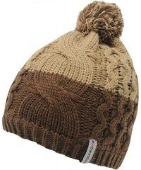 Extremities Waffle Beanie Unisex Adults, brown/mocha