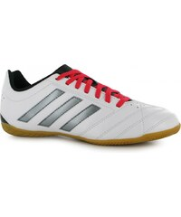Adidas Goletto Indoor Football Trainers Mens, white/night met