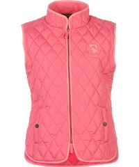 Requisite Lightweight Gilet Ladies, pink