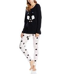 Melissa Brown Damen Sportswear-Set Af.Wolf.Plk.Mz
