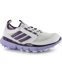 Adidas Adistar Climacool Golf Shoes Ladies, white/purple