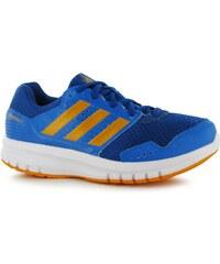 Adidas Duramo 7 Junior Boys Running Shoes, blue/orange