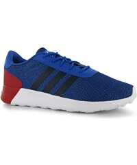 Adidas Lite Racer Mens Trainers, blue/navy/red