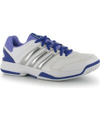 Adidas Response Aspire Ladies Tennis Shoes, white/purple