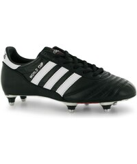 Adidas World Cup Junior SG Football Boots, black/white