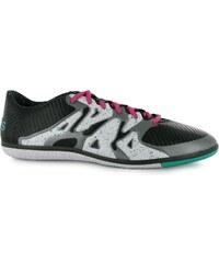 Adidas X 15.3 IC Mens Trainers, black/mint/wht