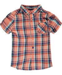 Ben Sherman 06J Short Sleeve Shirt Infant Boys, deep coral