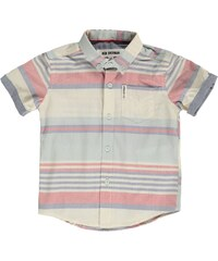 Ben Sherman 07J Short Sleeve Shirt Infant Boys, white
