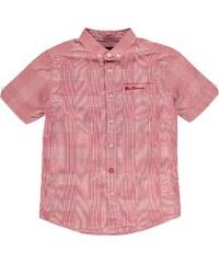 Ben Sherman 54T Short Sleeved Juniors Shirt, multi