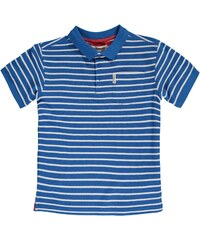 Ben Sherman 67T Short Sleeved Juniors Polo Shirt, blue