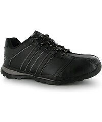 Dunlop Idaho Mens Safety Shoes, black