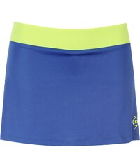 Dunlop Performance Skort Ladies, blue/lime