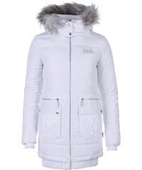 Everlast Long Warm Jacket Ladies, white
