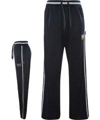 Everlast Open Hem Track Pants Mens, navy/wht/grey