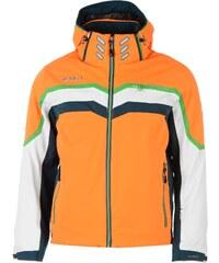 Nevica Jago Jacket Mens, orange fluo/whi