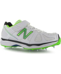 New Balance 4040 Cricket Shoes Mens, white/green