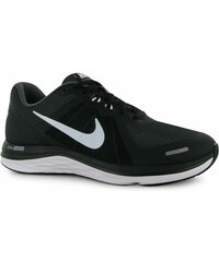 Nike Dual Fusion X Mens Running Shoes, black/white