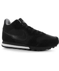 Nike MD Runner 2 Mid Ladies Trainers, black/black/gry