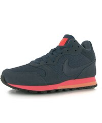 Nike MD Runner 2 Mid Ladies Trainers, dkblue/dkblue