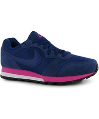 Nike MD Runner Trainers Ladies, dproyal/blue