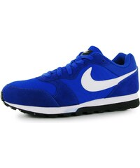 Nike MD Runner Trainers Mens, blue/white