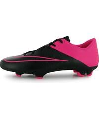 Nike Mercurial Victory Mens Football Boot, black/pink