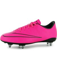 Nike Mercurial Victory SG Junior Football Boots, hyp pink/black