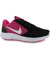 Nike Revolution 3 Ladies Trainers, pink/whiteblack